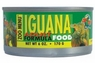 Zoo Med Iguana Adult Formula Food can wet 6oz