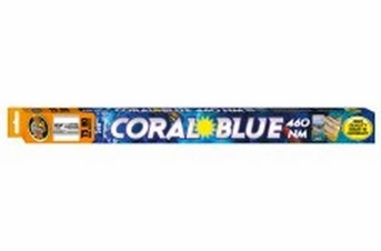 Zoo Med Coral Blue 460 NM T5 HO Lamp 22in