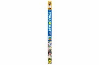 Zoo Med CoralSun Actinic 420 High Output T5 Bulb 39W 35in