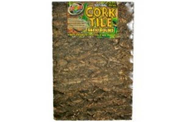 Freshmarine Offers Zoo Med Cork Tile Background Medium 12 X 18