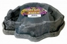 Zoo Med Combo Repti Rock Food   Water Dish Extra Large