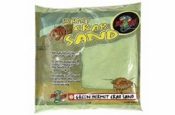 Zoo Med Hermit Crab Sand Green 2lb