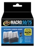 Zoo Med Macro 50/75 Activated Carbon Inserts 2pk