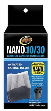 Zoo Med Nano 10/30 Activated Carbon Insert