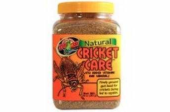 Zoo Med Natural Cricket Care 10oz