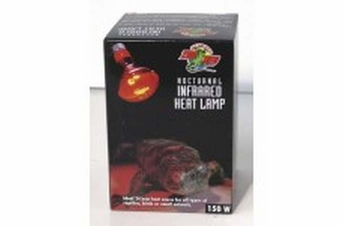 Zoo Med Nocturnal Infrared Heat Lamp 150W