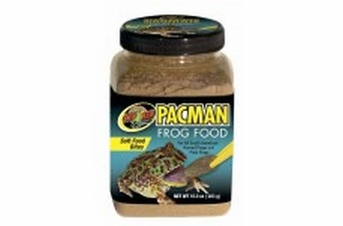 Zoo Med Pacman Frog Food 10oz