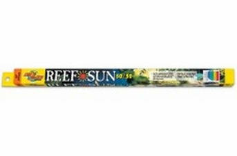 Zoo Med Reef Sun 50/50 Actinic & Daylight T-8 Bulb 18in