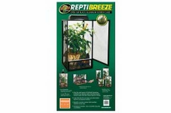 Zoo Med ReptiBreeze Screen Terrarium Medium 16x16x30