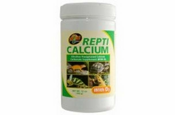 Zoo Med Repti Calcium with D3 Ultra Fine 12oz