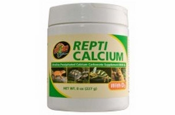 Zoo Med Repti Calcium with D3 Ultra Fine 8oz