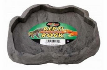 Zoo Med Repti Rock Food Dish Medium