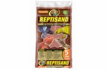Zoo Med Repti Sand Natural Red 5lb