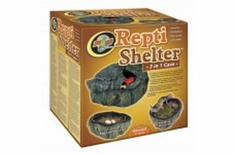 Zoo Med Repti Shelter 3 in 1 Cave Medium