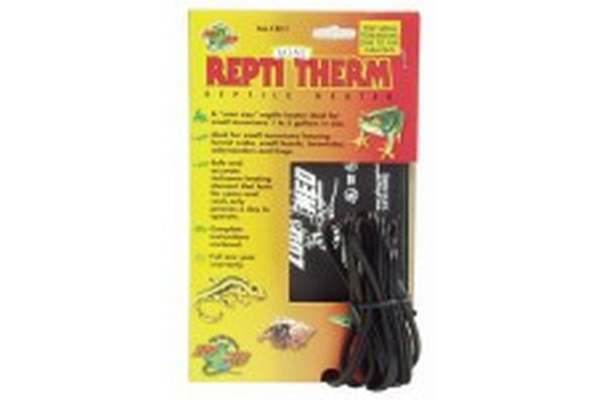 Freshmarine Offers Zoo Med Reptitherm Mini 1 5gal 4x5