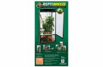 Zoo Med ReptiBreeze Screen Terrarium Large 18x18x36