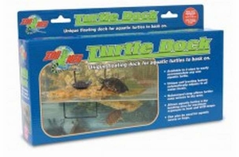 Zoo Med Turtle Dock 15gal and up size Medium