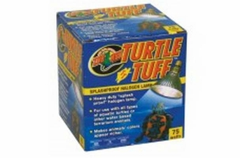 Zoo Med Turtle Tuff Splashproof Halogen Lamp 75W