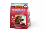 Zuke's Z-Bones Edible Grain-Free Dental Chews, Clean Berry Crisp, Large 2.5-Ounce, 6 Count