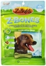 Zuke's Z-Bones Mini Grain Free Edible 18 Count Dental Chews, 0.45-Ounce ea, Clean Apple Crisp