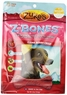 Zuke's Z-Bones Regular Grain Free Edible 8 Count Dental Chews, 1.5-Ounce ea, Clean Berry Crisp