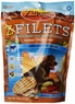 Zuke's Z-Filets Healthy Grain-Free Filets for Dogs, Grilled Beef Recipe, 7.5-Ounce