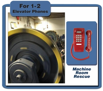 MachineRoomRescue (1-2 Elevators)