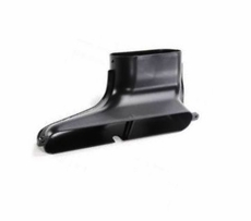 Defroster Duct Oval style. Made from plastic, fits 1978-86 CJ