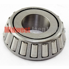 11) Outer Pinion Bearing, Dana Model 23-2 Axle, 1941-1945 Willys MB, Ford GPW