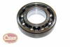 12) Front Output Shaft Bearing, 1987-2002 Jeep Wrangler YJ & Wrangler TJ with NP231 Transfer Case