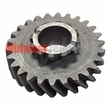14) Output Shaft Gear, 26 x 12 Teeth, fits 1946-53 Jeep & Willys with Dana Spicer 18 Transfer Case