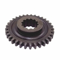 28) Output Shaft Sliding Gear, fits 1963-79 Jeep CJ, C-101 Jeepster, J-Series & Wagoneer with Dana 20 Transfer Case, (Mark 18-8-11) 33 Teeth Count