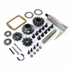 14) Spider Gear Kit, With Standard Differential (Dana 30 w/ Disconnect), 1984-1991 Cherokee, 1987-1995 Wrangler