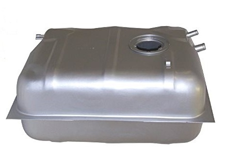 83502961 15 gallon steel gas tank for 1987 90 jeep wrangler yj with carbureted engine. Black Bedroom Furniture Sets. Home Design Ideas