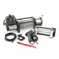 Spartacus Heavy Duty Winch with Steel Cable, 8,500 lbs