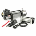 Spartacus Heavy Duty Winch with Steel Cable, 10,500 lbs