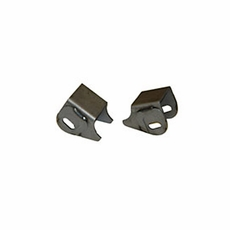 HD Lower Control Arm Brackets, 97-06 Jeep Wrangler by Rugged Ridge