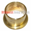 16) Front Axle Bronze Spindle Bushing with Flange Fits 1941-71 Jeep & Willys with Dana 25 & 27