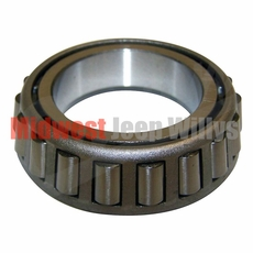 17) Axle Shaft Bearing, Dana Model 23-2 Axle, 1941-1945 Willys MB, Ford GPW