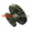 "18) Intermediate Gear for 1-1/8"" Shaft, 34 x 12 Teeth, fits 1946-53 Jeep & Willys with Dana Spicer 18 Transfer Case"