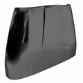 Replacement Steel Hood for 1972-1986 Jeep CJ5, CJ6, CJ7, CJ8 Scrambler