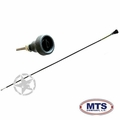 """Heater Duct Control Cable, 19-3/4"""" Long, fits 1976-1977-1/2 Jeep CJ5, CJ7"""