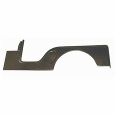 Replacement Driver Side Side Panel for 1976-1983 Jeep CJ5, No Jeep Logo
