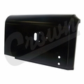 Replacement Drivers Side Rear Corner Panel Section for 1976-1986 Jeep CJ7 Models