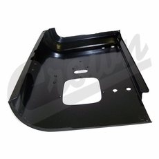 Replacement Passenger Side Rear Corner Panel Section for 1976-1986 Jeep CJ7 Models