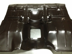 Replacement Front Floor Panel for 1976-1986 Jeep CJ7 and 1981-1985 CJ8 Scrambler