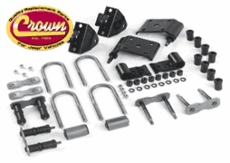 1976-86 REAR LEAF SPRING MOUNT KIT