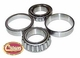 2) Differential Side Bearing Kit (Dana 30, 30 w/ Disconnect), Includes 2 Bearings & 2 Cups, 1984-01 Cherokee, 1987-95 Wrangler, 1993-98 Grand Cherokee, 1997-06 Wrangler, 2002-2007 Liberty