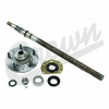 "(2) Drivers Side Axle Shaft Kit, 26-1/4"" In Length, For 76-83 Jeep CJ-5 & 76-81 CJ-7 with AMC Model 20 Rear Axle"
