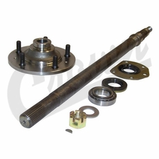 "(2) Drivers Side Axle Shaft Kit, 28-9/16"" in Length, For 82-86 CJ-7 & CJ-8 with AMC Model 20 Rear Axle"